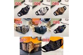 Chanel CC Logo Face Mask Coronavirus Masks Gucci Facemask Disney