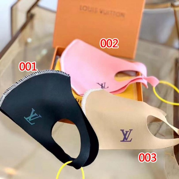 Louis Vuitton fashion style brand summer masks are in stock washable swimwear mask uv mask upf50 + cool touch for adult women and men cloth ear-friendly