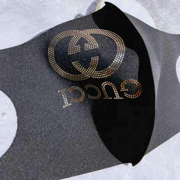 Gucci Chanel Facial Mask Washable Facial Mask Men's Women's Cool Contact Summer Facial Mask Reusable Cloth 3D Facial Mask 3D Sewing Fashion Free Shipping