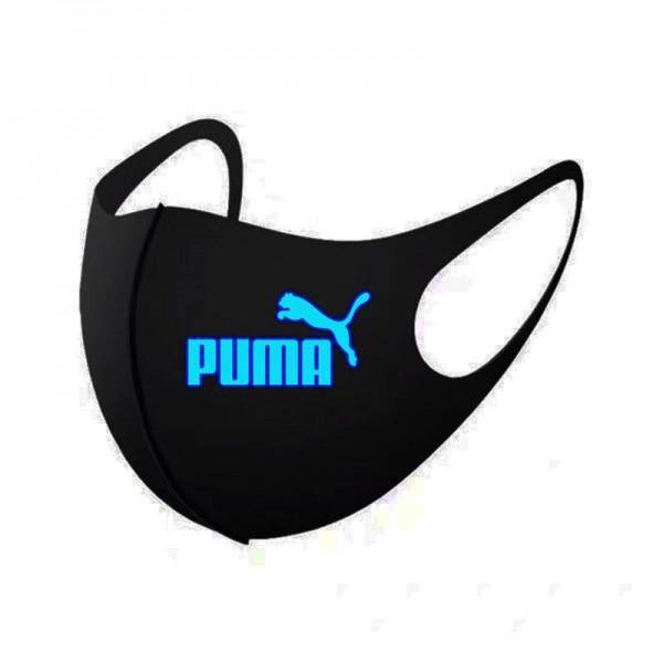 3D facemasks Puma / Adidas / Nike luxury brand protective masks soft cotton washable reusable breathable facial masks