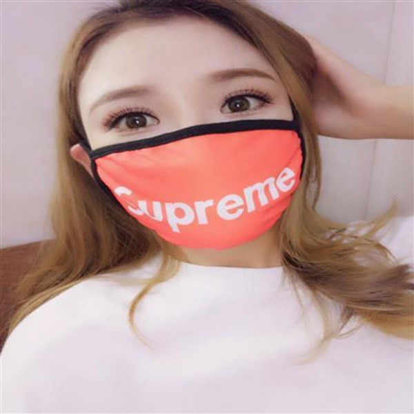 Brand Masks Sport Style Supreme BOY Champion FILA FENDI Facemask 100%Pure Cotton Breathable Mask Reusable Washable Face Coverings COVID