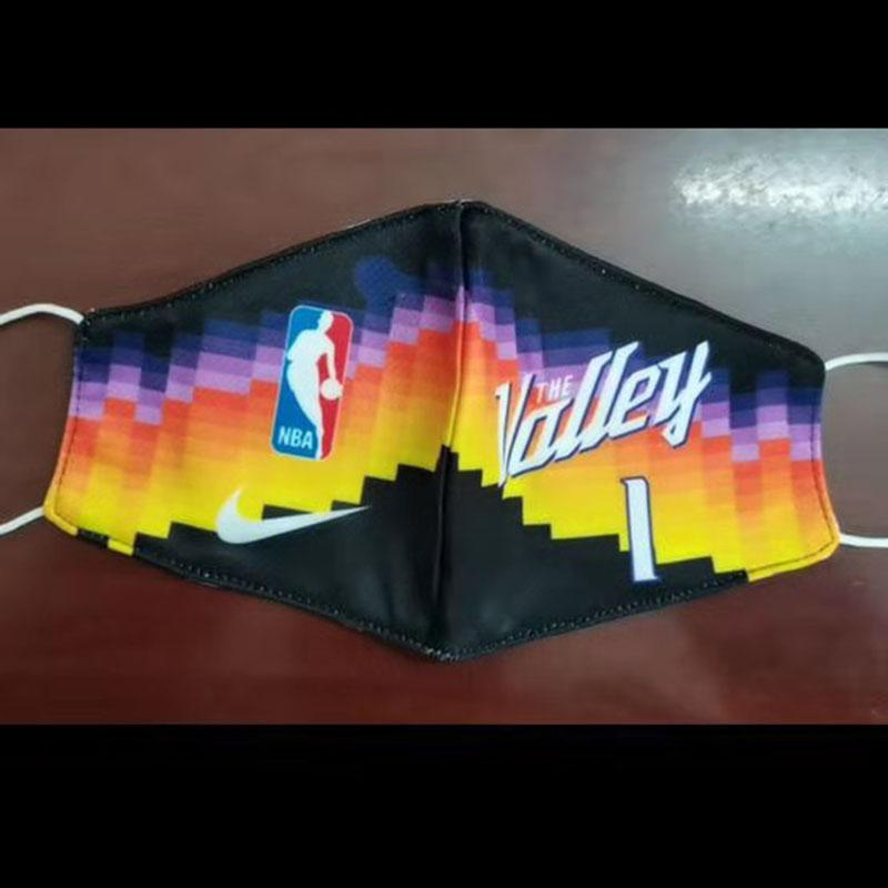 NBA Basketball Nike Brand Masks