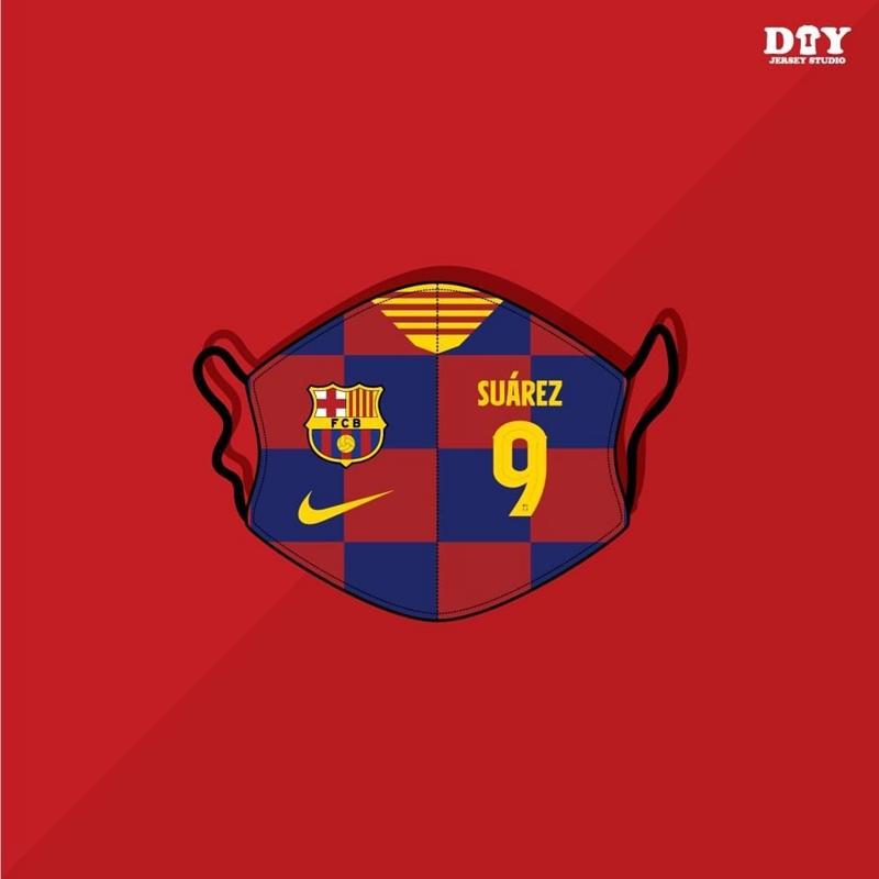 Nike Fashion Sports Brand Masks