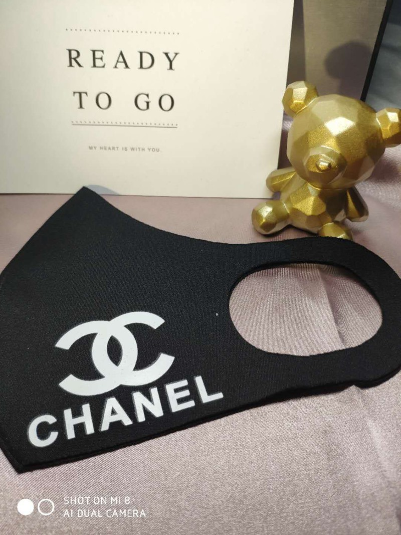 Chanel masks to protect against cold