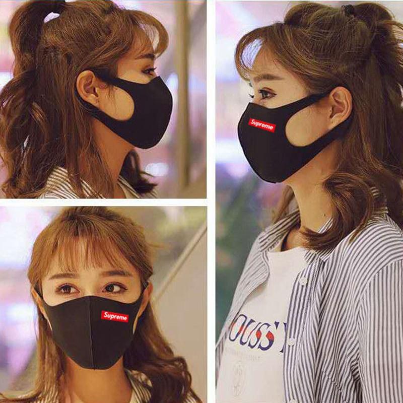 supreme face mask reusable washable