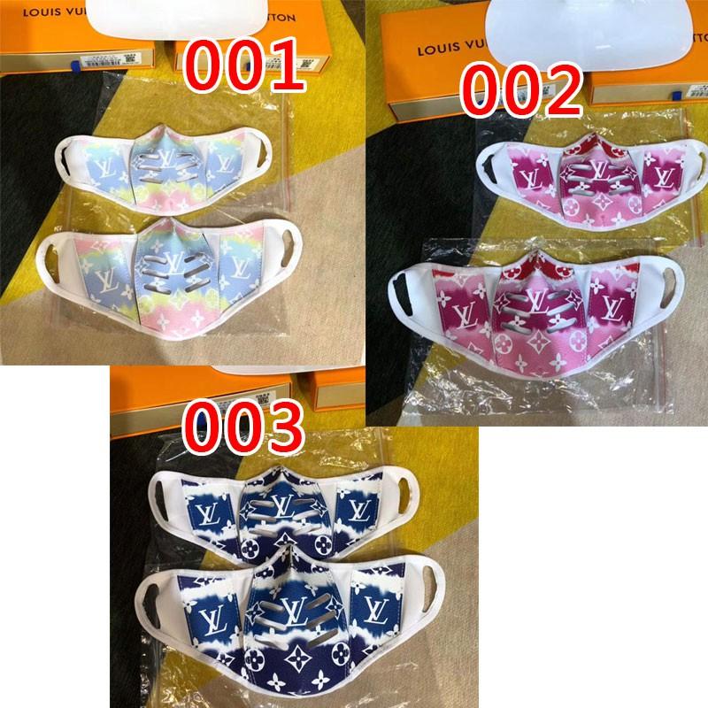 louisvuitton Louis Vuitton style mask Adult washable coronavirus protection