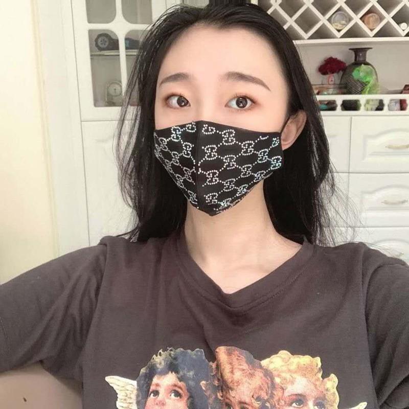 washable ladies student face mask corona countermeasure face maskく