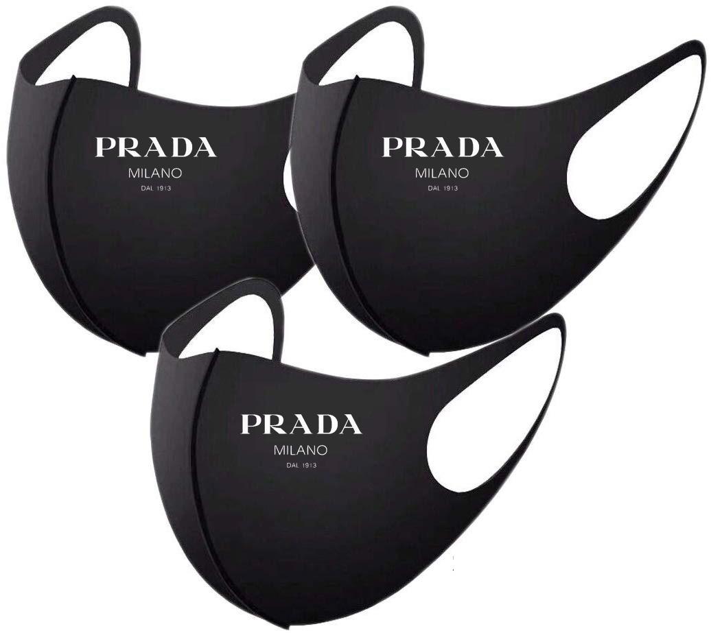 PRADA Brand Facial Breathable Adult Children Masks