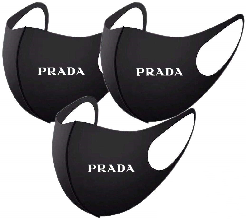PRADA brand luxury masks