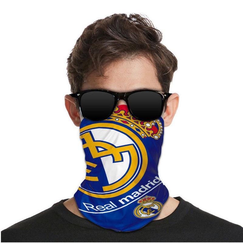 Brand FC Sports Reusable Washable Masks